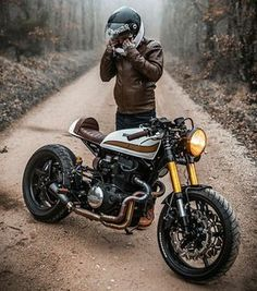 From @caferacergram ⛽️ Fueled by @rebelsocial | TAG: #caferacergram | Another look at Marco Guillaume's Honda CM400 cafe racer we introduced you to last year. | by @indiana_anders #cm400 #hondacm400 #cm400caferacer #hondacaferacer #motoculturalist rebelsocial | More photos of this bike here: #marcoscm400caferacer Follow @caferacergram