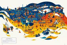 gestalten.com / a map of the world