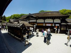 Shimogamo Shrine 201