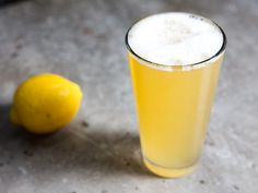 A radler is a classic mix of beer and carbonated lemonade (also known as a shandy); order one at some bars in Germany and you