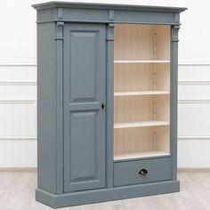 GRAND COLLECTION низкий шкаф - Книжные шкафы, витрины, библиотеки - Гостиная и кабинет - Мебель по комнатам My Little France