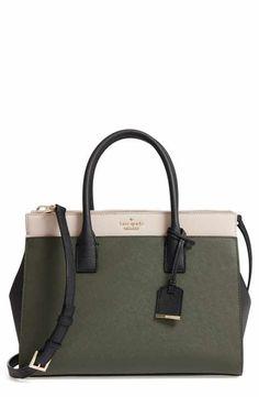 7b5c189433 Main Image - kate spade new york cameron street - candace leather satchel
