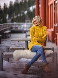 Devold Svalbard Sweater - Cyber/arrowwood   GetInspired.no Cyber, Turtle Neck, Sweaters, Style, Fashion, Scale Model, Swag, Moda, Fashion Styles
