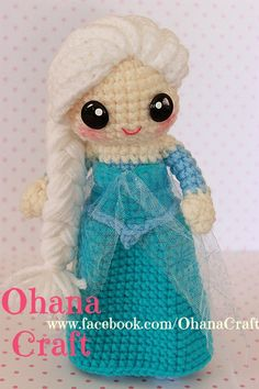 ★★★This is a crochet pattern, NOT the finished dolls★★★    on Etsy