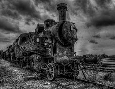 Rusting away -