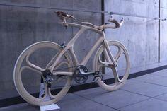 Vélo Fusion par Yojiro Oshima - Journal du Design