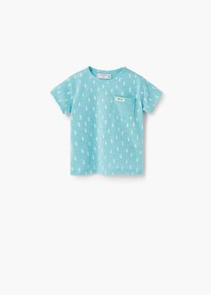 T-shirt -  Criança | MANGO Kids Portugal