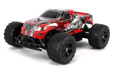 Best Drones at Sceek.com Velocity Toys Mini-Toad Electric RC Truggy 15 MPH PRO 2.4GHz Radio Control System 1:16 Scale Off Road RTR, 4 Wheel Independent Suspension (Colors May Vary)