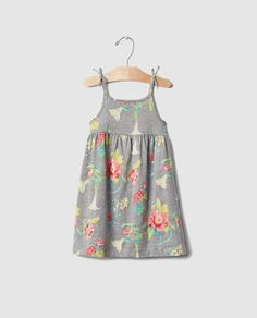 f6dd2a62016 Toddler dresses and rompers from Gap feature the latest fashions for little  girls. Our toddler girl dresses have ruffles