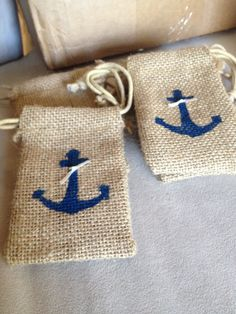 Nautical Wedding Party Favor. $4.50, via Etsy.