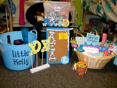 cute crafts ~ AXiD baskets Ispoiledmy little with on big/little night!  submitted by:pocketfulofsisters