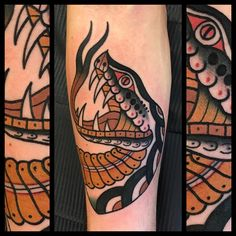 Dap - Skingdom Tattoo: Snakehead at @florencetattooconvention  (presso...