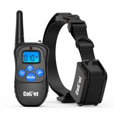 ColPet Dog Training Collar - ColPet Rechargeable and Waterproof Remote Dog Shock Collar with Beep, Vibration and Shock Electronic Collar, Orange/Yellow/Black >>> Details can be found by clicking on the image. (This is an affiliate link and I receive a commission for the sales)