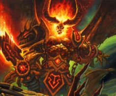 Dark titans are a subrace of evil titans. The only named and known one is Sargeras. The only known dark titan is Sargeras, the Burning Legion creator. Sources say that many other dark titans exist but have remained unseen when trying to influence Azeroth. These titans may be the ones Sargeras corrupted and brought over to his side or perhaps rogue titans who have similar feelings to Sargeras. This is current unconfirmed, but it is possible Sargeras has many dark titan allies.