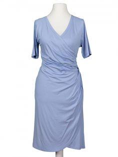 Damen Jerseykleid, hellblau von RESTART bei www.meinkleidchen.de