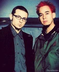Chester & Mike - Linkin Park Throwback