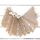 Best selection of wedding bunting hire available nationwide. Perfect for Country style weddings, Tipi, Marquees, or Yurts Lace Bunting, Wedding Bunting, Lace Wedding, Country Style Wedding, Wedding Hire, Hessian, Gold Sequins, Cotton Lace, Wedding Colors