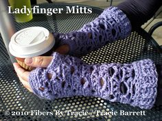 Lady finger Mitts