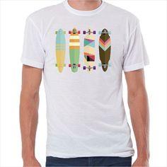 Camiseta deportes Colección Longboard