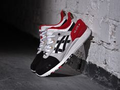 """Image 3 / 8, from Afew x Asics Gel-Lyte III """"Black Koi"""" 1-of-1 (CHARITY AUCTION)"""