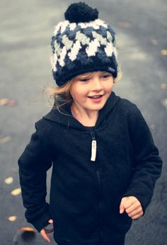 Beanie by Dakine  Zip up sweater by Bobo Choses