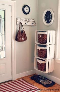 16 idées bricolage pour transformer une vieille caisse en bois en un meuble qui déchire !