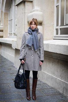 Lea Seydoux - simplicity is key