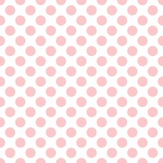 Très Chic ~ Polka Dot ~ Dauphine and White ~ by PeacoquetteDesigns on Spoonflower ~ bespoke fabric, wallpaper, wall decals & gift wrap ~ Join PD  ~ https://www.Peacoquette.com  #Spoonflower #Peacoquette
