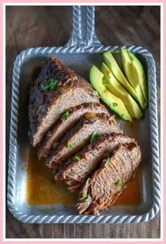 This tender, juicy keto Beef Brisket in the Instant Pot is so easy & delicious, that you'll want to keep it on repeat! Low carb & dairy free too! Low Carb Dinner Recipes, Keto Dinner, Cook Dinner, Keto Desserts, Dessert Recipes, Frozen Desserts, Snack Recipes, Slow Cooker, Beef Brisket Recipes