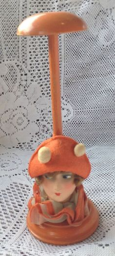 cd9c95708fd 23 Best Vintage Dolls  Head Hat Stands images