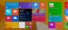Report: Windows 9 Will Ditch the Charms Menu, Add Virtual Desktops