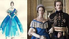 Academy Award for Costume Design The Young Victoria Sandy Powell. The Young Victoria, Victoria 1, Reine Victoria, Victoria Dress, Victoria Costume, Sandy Powell, Queen Victoria Prince Albert, Beautiful Costumes, Fashion Sketchbook