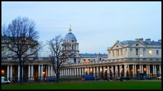 University Of Greenwich, Mansions, House Styles, Home Decor, Decoration Home, Manor Houses, Room Decor, Villas, Mansion