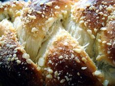 Sugar bun with milk – simple and easy! Greek Sweets, Greek Desserts, Greek Recipes, Fun Desserts, Dessert Recipes, Russian Honey Cake, Greek Cooking, Easter Recipes, Food Network Recipes