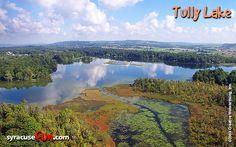 Tully Lake Tully NY