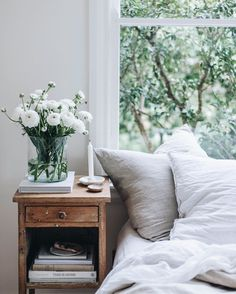 Home Bedroom, Bedroom Decor, Bedrooms, Style Deco, New Room, Cozy House, My Dream Home, Hygge, Decoration