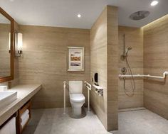 Wet Room Showers For The Disabled Premier Care In Bathing - Accessible bathroom remodel