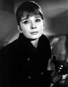 Audrey Hepburn in The Children's Hour, 1961.