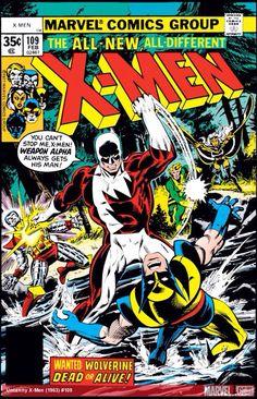 Uncanny X-Men #109