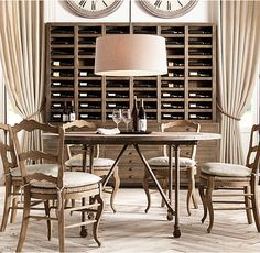 Restoration Hardware Hardware And Dining Tables On Pinterest