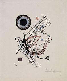 Blue, Wassily Kandinsky, 1922