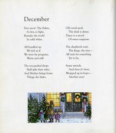 December by John Updike