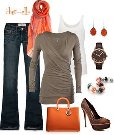 """Trick or Treat"" by cher-elle on Polyvore"