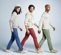 Casual cool from Gap Menswear