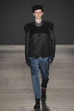 Robert Geller Autumn/Winter 2017 Menswear Collection   British Vogue
