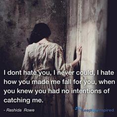 Rashida Rowe's Break up quotes #535256