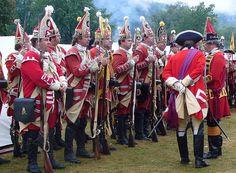 British Grenadiers F&I wars
