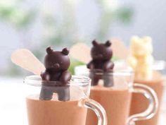 簡単、濃厚、絶品♡材料3つで作れちゃうチョコムースレシピ - Locari(ロカリ)