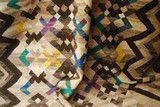 Cultiver: MELOS Kilim, Wool and Sari Silk