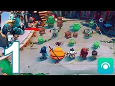 Angry Birds Evolution – Gameplay Walkthrough Part 1 – Chapter 1 (iOS, Android)   Minecraft Stream